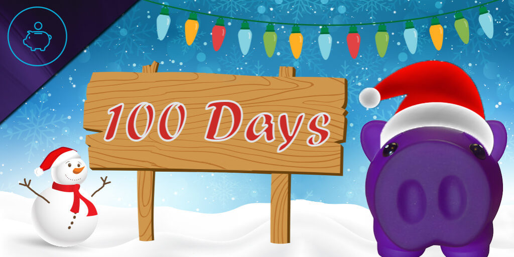 Summer's Over: 100 Days 'til Christmas!