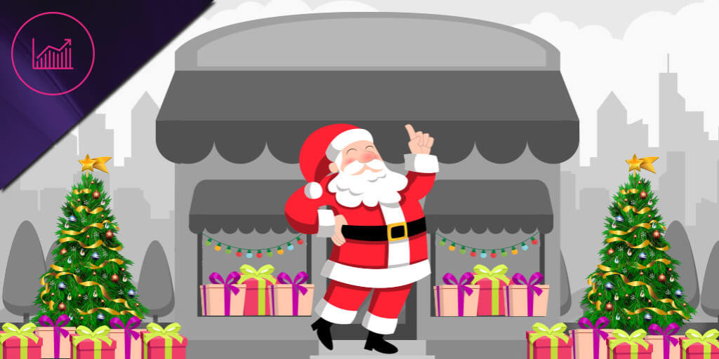 6 steps to prepare your shop for Christmas.