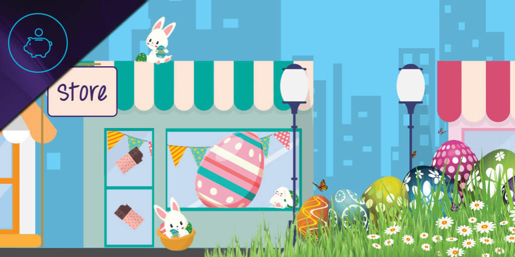 Eggs-travaganza: How to prepare your store for Easter