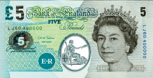 Moving to polymer banknotes