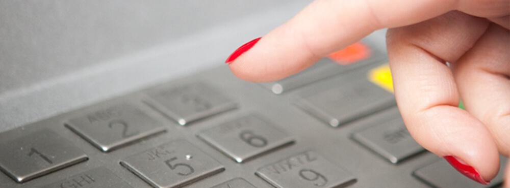 Probleem bij geldautomaat… Wat doe je dan?