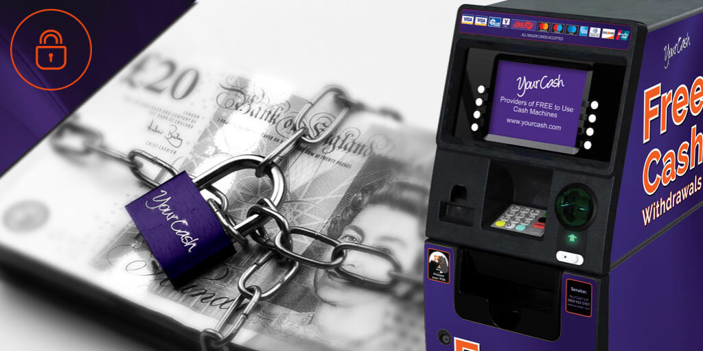 Secure your ATM, Secure your Customers