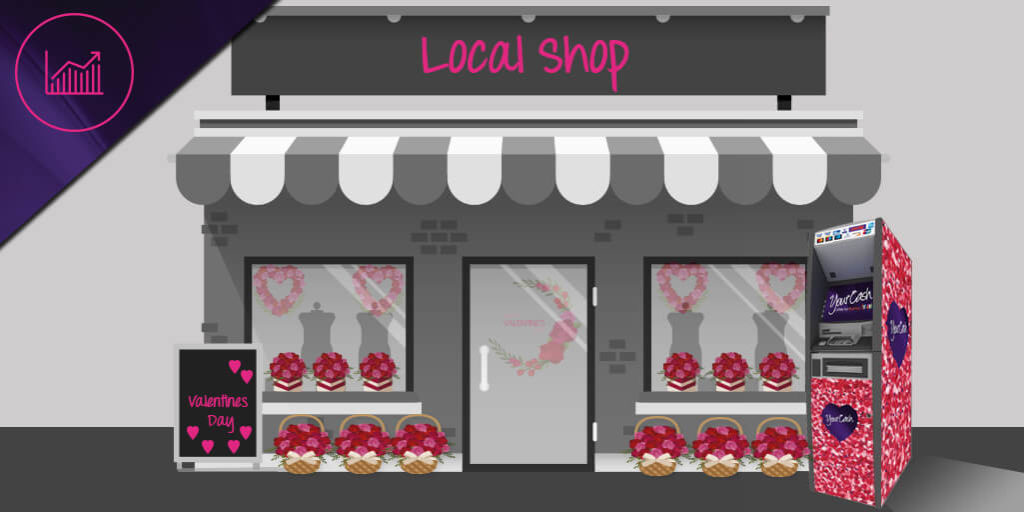 Love your Customers – How to prepare your store for Valentine's Day