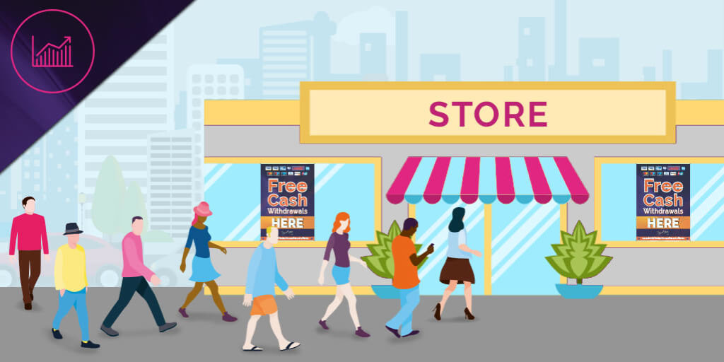 Increasing footfall in your store with 7 easy steps